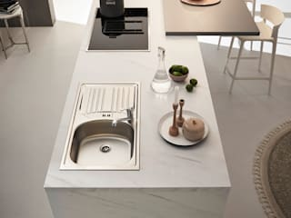 Spitzhüttl Home Company KitchenSinks & taps Grey