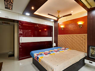 Interior Design – A Fresh Take On Traditional Style Beautiful 3 BHK Flat interiors design: classic  by Hollahomes.com,Classic