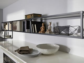 Spitzhüttl Home Company KitchenCabinets & shelves White