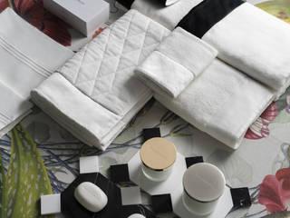 Devon&Devon collaborates with Italian linen company Frette to create its Home Boutique Collection Classic style bathroom by Devon&Devon UK Classic