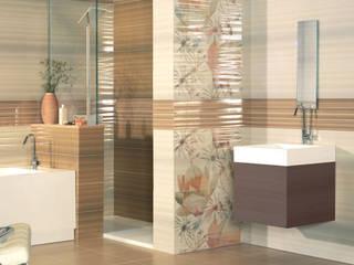 Modern bathroom by ConstruccionesyDecoracionesVJK Modern