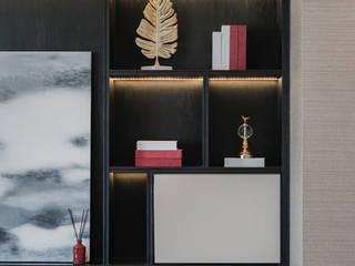 Hypestudio Study/officeCupboards & shelving Wood Black