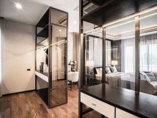 Hypestudio Small bedroom Wood Brown