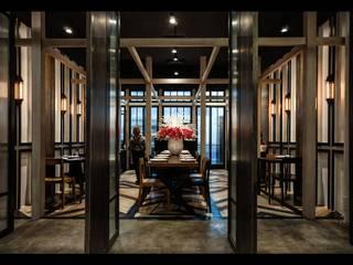 Hypestudio Asian style walls & floors Wood Brown