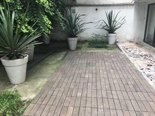 ARQUITECTURA E INGENIERIA GOZPIN S.A. DE C.V. Rustic style garden