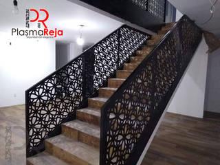 Barandales personalizado Centros de exposiciones de estilo moderno de Plasma Reja Moderno