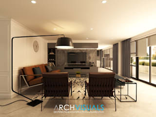 B Architectural Interiors by Archvisuals Design + Contracts Classic