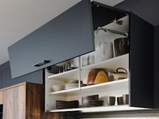 Spitzhüttl Home Company KitchenCabinets & shelves Black