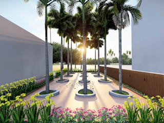 CCL Products (India) Limited by Vasantha Architects and Interior Designers (VAID) Country