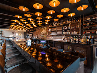 Loft 23 - Birreria & Mangerie - Motorcycle Pub Bar & Club in stile industrial di Roberto Pedi Fotografo Industrial