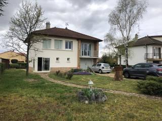 Rénovation d'une maison individuelle Limage3D Maison individuelle Blanc