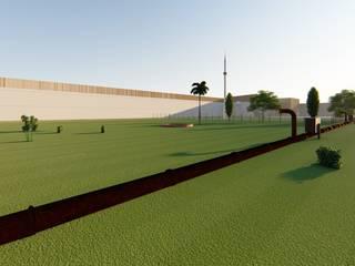 Cadbury, Mondelez, Sricity by Vasantha Architects and Interior Designers (VAID) Industrial