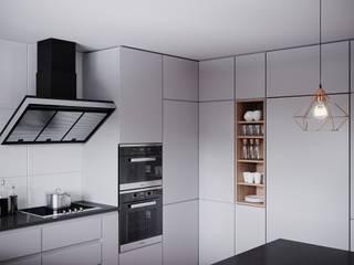 cozinha Alpha Details Armários de cozinha