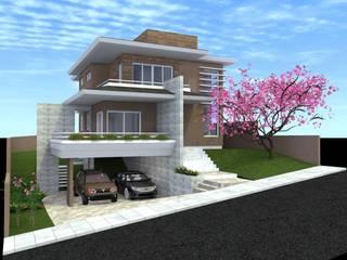 Residência São João por MEI Arquitetura e Interiores Moderno