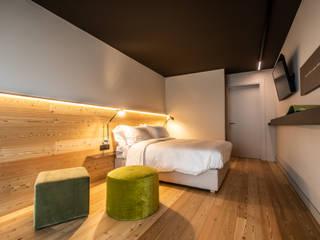 """Hotel """"La Cjase di Alvise"""" Sutrio (UD) Hotel moderni di Roberto Pedi Fotografo Moderno"""