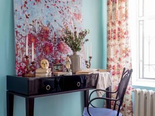 Русская усадьба Спальня в классическом стиле от Студия дизайна M I S U R A Классический