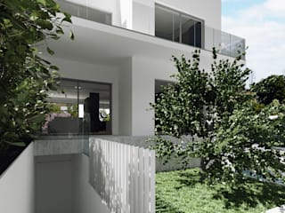 CASA CR Luigi Smecca Architetto Case moderne