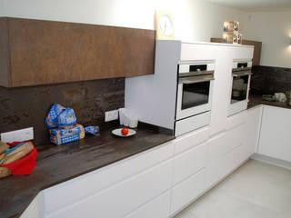 Cocina moderna en Alfaz del Pi:  de estilo industrial de Casa Interior, Industrial