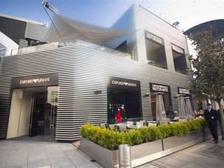 armani ristorante istinye püren yurtsever mimarlık dekorasyon inşaat ticaret ltd şti Yeme & İçme