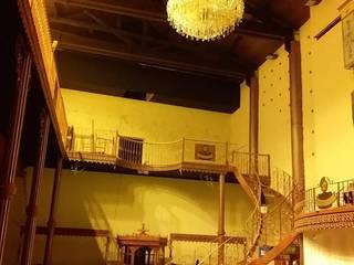 Projeto de Design de interiores - Casa do Pastel de Bacalhau por 88 Design & Paisagismo Clássico