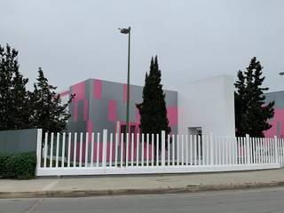Кабинеты врачей в стиле модерн от ALUCOMEX ZONA PACIFICO NORTE Модерн
