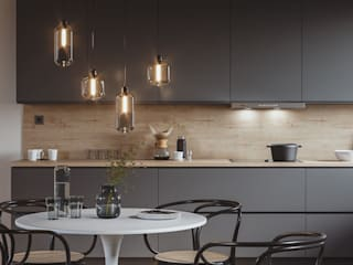 Premium Modular Kitchen Eclectic style kitchen by Home2Decor - Bhopal Eclectic