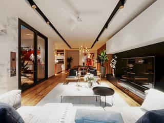 Sunshine Build Group Modern living room by Home2Decor - Bhopal Modern