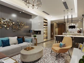 Wellness Home Builders Asian style living room by Home2Decor - Bhopal Asian