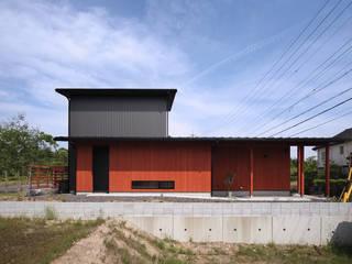桂ヶ丘の家 モダンな 家 の 有限会社笹野空間設計 モダン