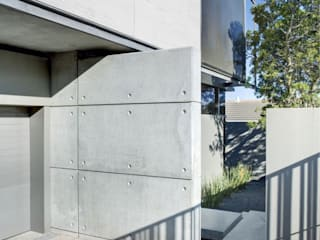 Wright Architects Single family home Concrete Grey