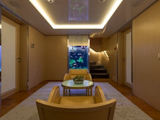 Acquario Yacht Sala da pranzo moderna di MELIK LUXURY Aquarium Moderno