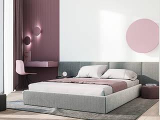 Zikzak Kamar Tidur Modern