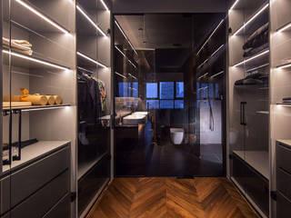Dressing moderne par Zikzak architects Moderne