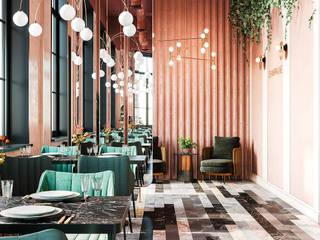 Gastronomie classique par Zikzak architects Classique