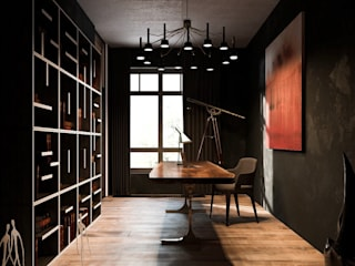 Bureau moderne par Zikzak architects Moderne