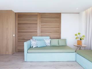 Suites Hotel Palmasol Hospitales de estilo mediterráneo de DyD Interiorismo - Chelo Alcañíz Mediterráneo