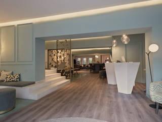 Hotel Vía Augusta Hoteles de estilo clásico de DyD Interiorismo - Chelo Alcañíz Clásico