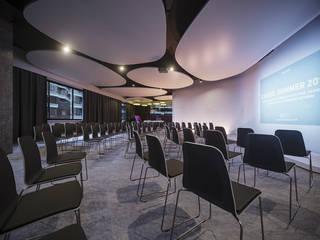 Palais des congrès modernes par Zikzak architects Moderne