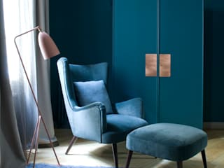 Showroom Guell Lamadrid de DyD Interiorismo - Chelo Alcañíz Clásico