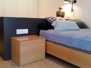 Vivienda en Sarrià Dormitorios de estilo moderno de DyD Interiorismo - Chelo Alcañíz Moderno