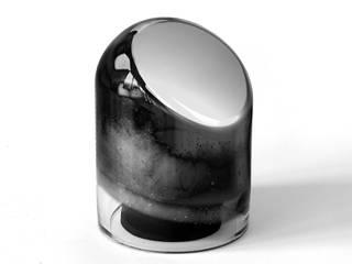 Miroir Lison par Studio Khorram Ricatte Moderne