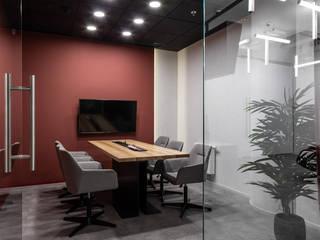 Zikzak Ruang Komersial Modern