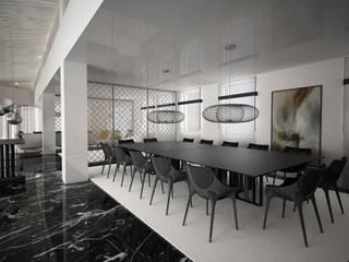 Гостиная в стиле модерн от DyD Interiorismo - Chelo Alcañíz Модерн