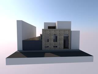 Restauro de uma ruína - 2019 por Carlos Amorim Faria, Arquitecto Moderno