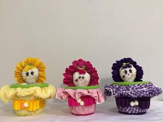 Bonecas por Dona Sissa Ateliê Eclético