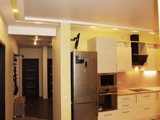 Отделка интерьера трехкомнатной квартиры в Троицке Кухня в классическом стиле от ВАШ МАСТЕРЪ строительно-отделочная компания Классический