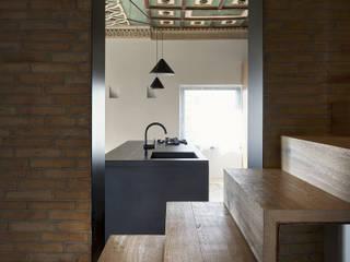 Ar Penthouse Obor S.r.l. Ingresso, Corridoio & Scale in stile eclettico