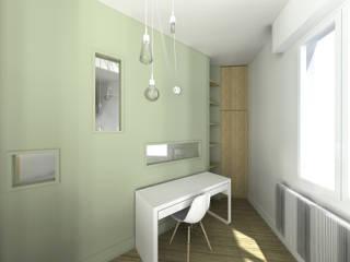 Moderne Schlafzimmer von Lionel CERTIER - Architecture d'intérieur Modern