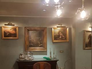 Il fascino del passato Sala da pranzo in stile classico di Teresa Romeo Architetto Classico
