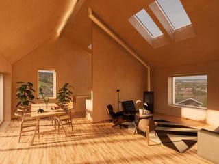Scarborough Passivhaus by Samuel Kendall Associates Limited Сучасний